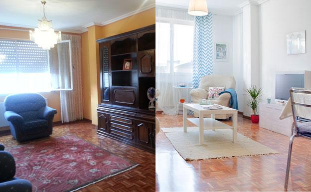 entrevista home staging a joana aranda en el peri dico el correo casas a punto home. Black Bedroom Furniture Sets. Home Design Ideas
