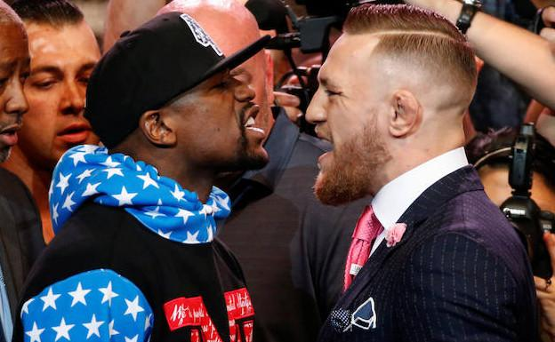 Mayweather vs McGregor: apuestas, horario y TV