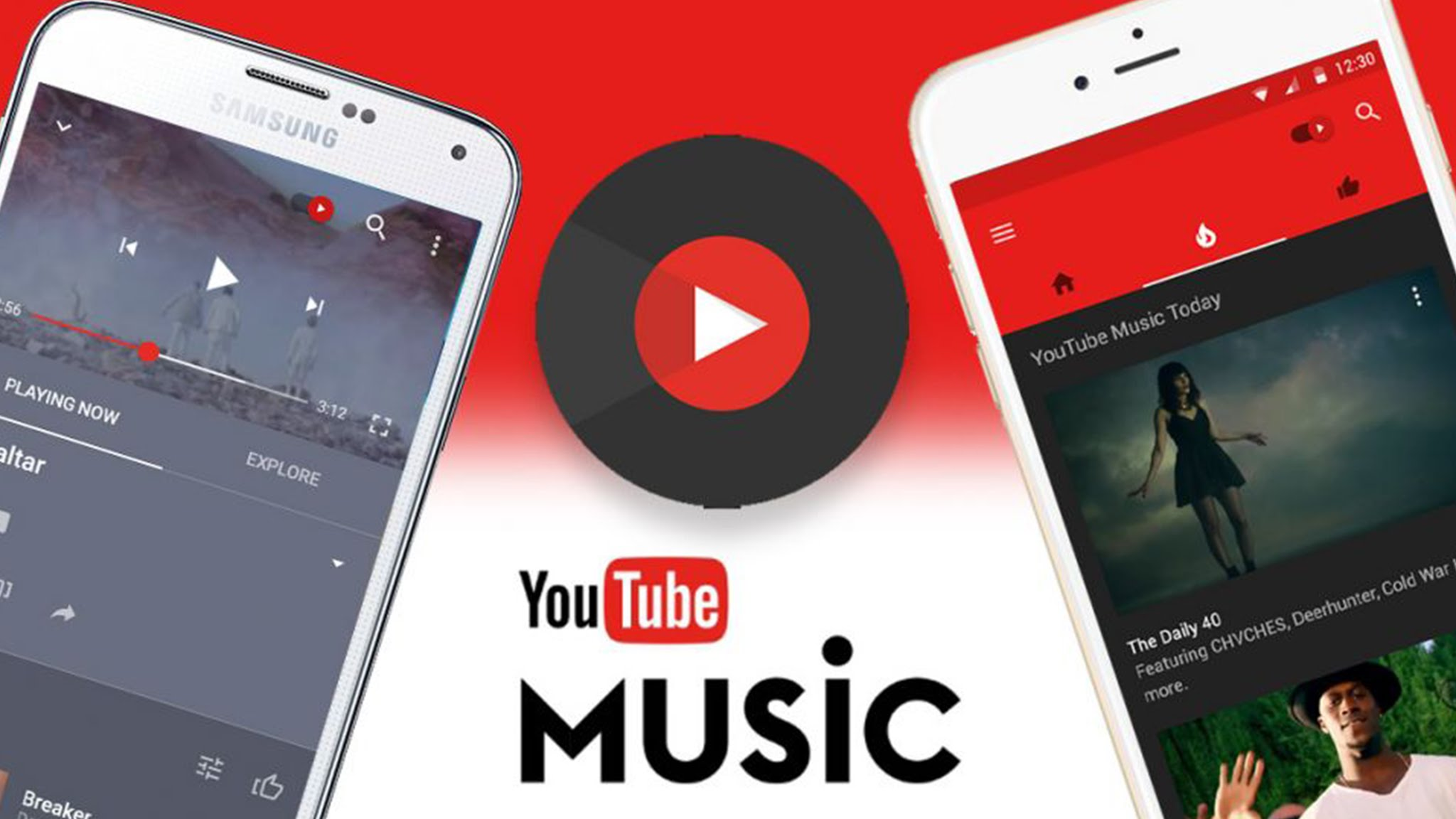 YouTube lanza en España YouTube Music
