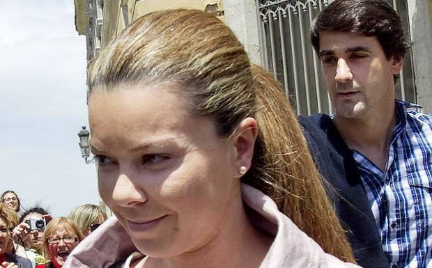 María José Campanario ya ha sido dada de alta