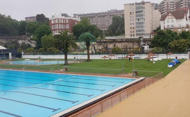 Las piscinas municipales de portugalete estrenan imagen - Piscinas municipales portugalete ...