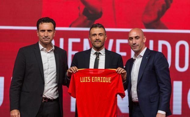 Luis Enrique promete