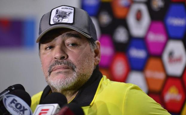 Maradona lapidó a Messi: