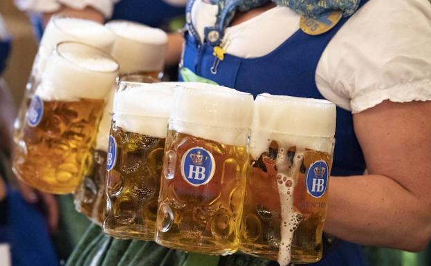 El cambio climático podría afectar la producción de cerveza
