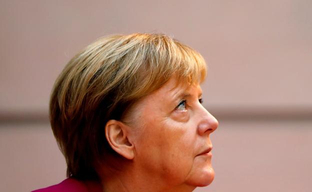 El PIB de Alemania cae por primera vez desde 2015