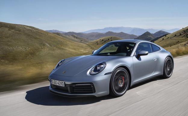 Porsche presenta la nueva generación del 911