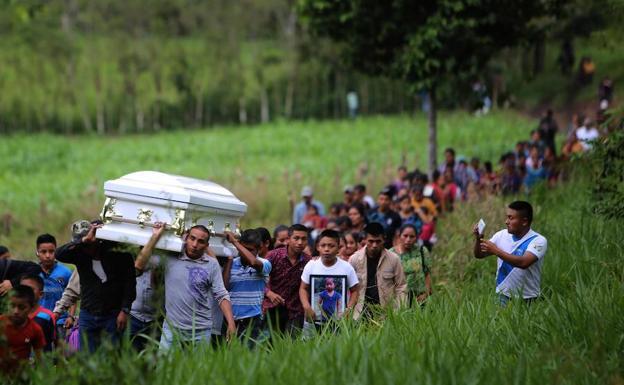 Muere segundo niño guatemalteco detenido en EU