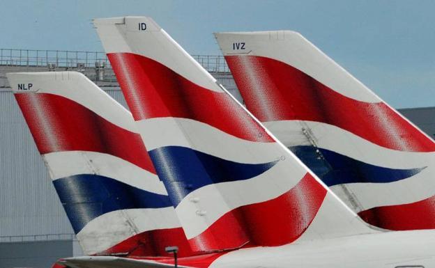 Aeropuerto de Londres suspende salidas por reporte de dron