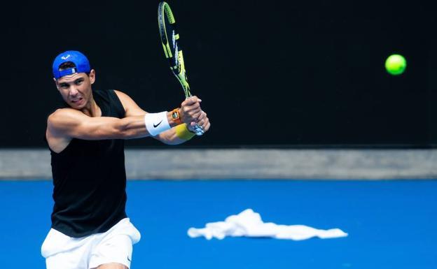 Rafa Nadal debutará ante el invitado Duckworth en el Open de Australia