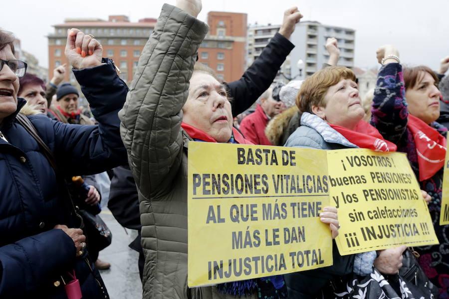 Los pensionistas vascos convocan nuevas manifestaciones en abril y mayo 8972a4a25abb