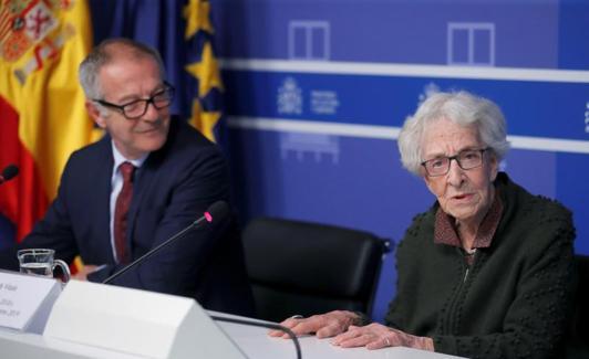 El escritor catalán Joan Margarit ganador del premio Cervantes 2019