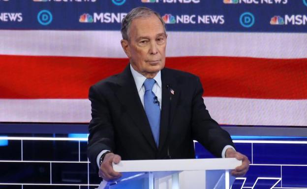 Venderá Michael Bloomberg su empresa si se hace presidente de EU