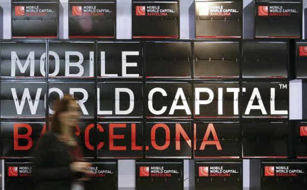 El Mobile World Congress de Barcelona. /Gustau Nacarino