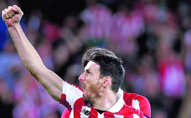 Aritz Aduriz celebrando un gol. 5501fdc39b52b
