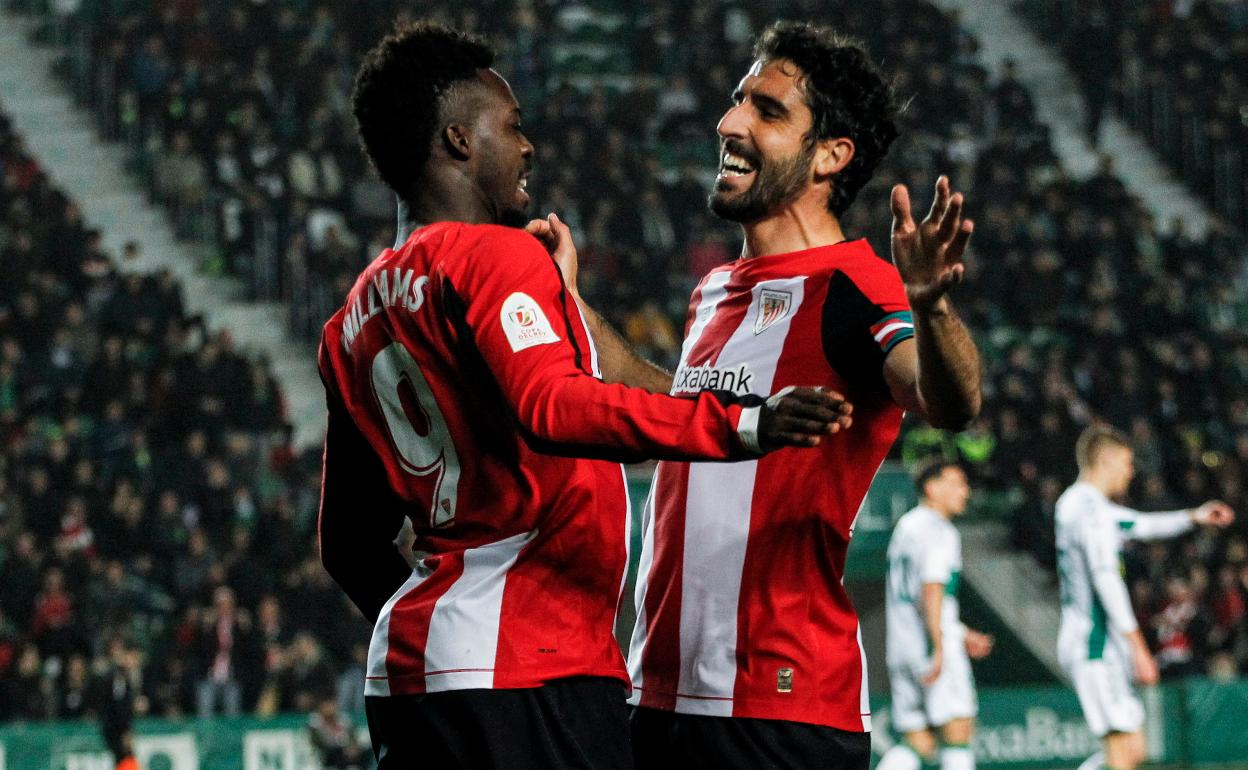 Raúl García vuelve a marcar en jugada seis meses después ...