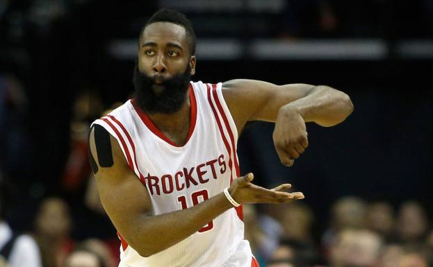 James Harden./Scott Halleran / Afp