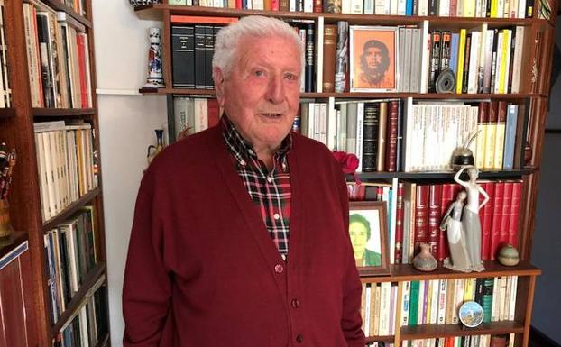 Luis Mari Ormazabal, víctima del franquismo: «Luchamos por cambiar la sociedad»