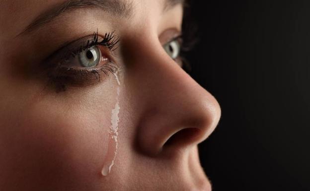 Sequedad Ocular Ojos Que Lloran Sin Motivo Para El Llanto El Correo