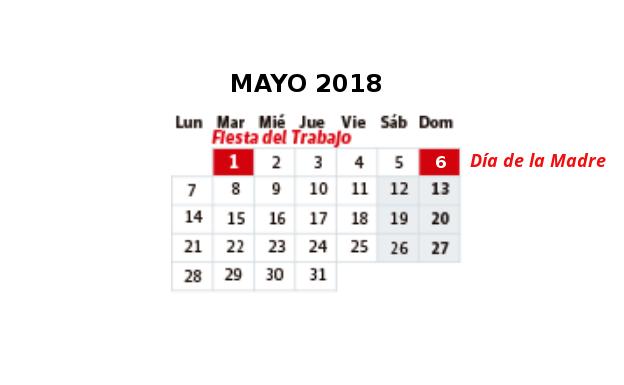 cuándo es el día de la madre 2018 fecha en españa el correo