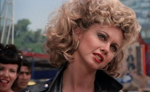 Olivia Newton-John en Grease./E. C.