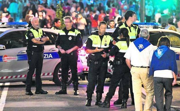 Detienen al padre de Saray por sabotear las fiestas de Bilbao
