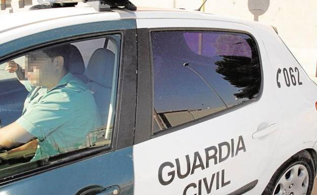 Un coche de la Guardia Civil. /Archivo