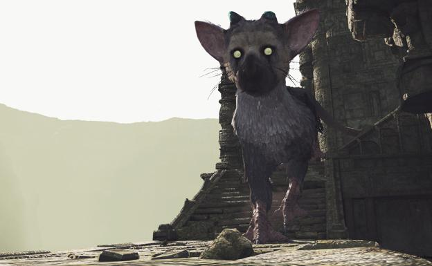 The Last Guardian /Sony