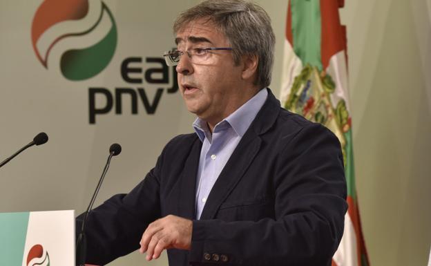 """[PNV] Joseba Aurrekoetxea: """"La intención del PNV es presentarse a las próximas Elecciones al Parlament de Catalunya"""" Joseba-kqHE-U601066420068hoB-624x385@El%20Correo"""