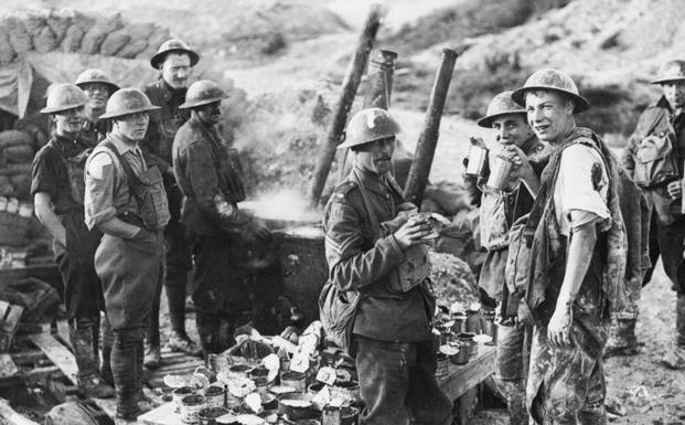 La Comida Durante La Primera Guerra Mundial El Correo