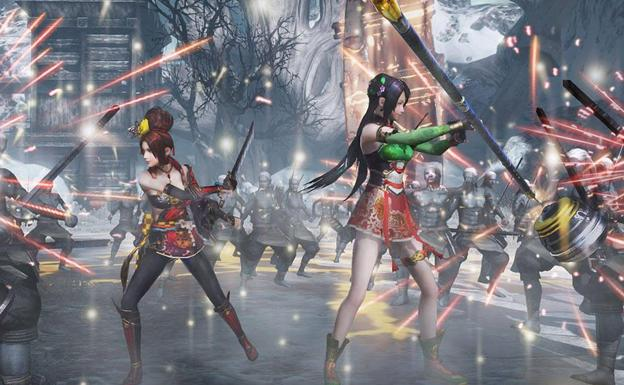 Warriors Orochi 4/Koei Tecmo