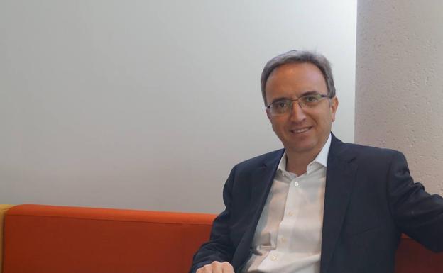 Luis Aires es presidente de BP España. /E. C.