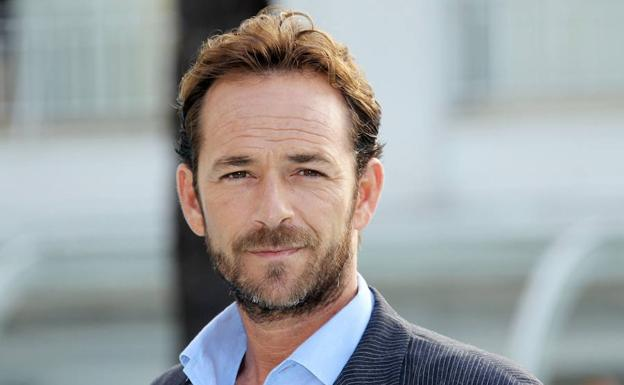 Luke Perry/Afp