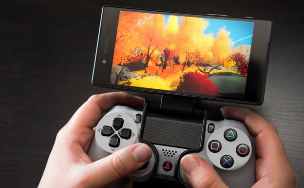 PS4 Remote Play/