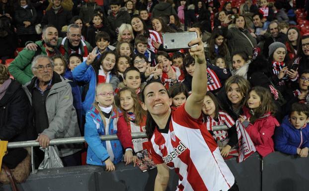 San Mamés vuelve a abrir sus puertas al Athletic femenino  3d41d4310b9f8