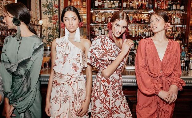5a21ed5d7d Moda primavera-verano 2019  un viaje por las tendencias en 10 claves ...