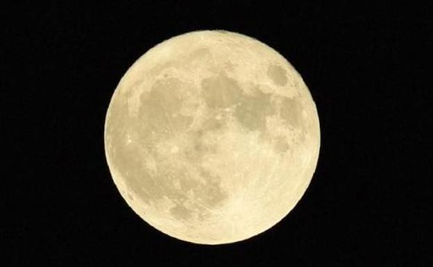 Calendario Lunar 2020 Espana.Luna Llena De Mayo 2019 En Espana Calendario Lunar El Correo