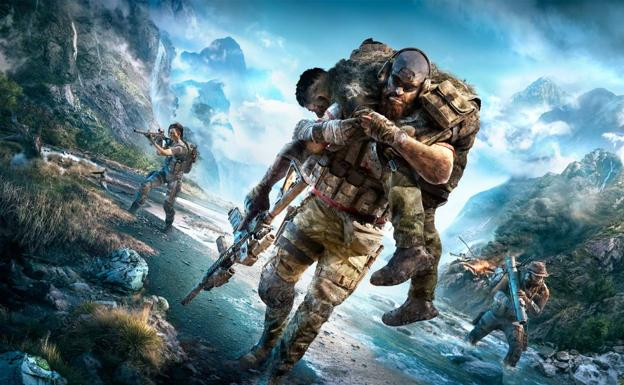 Tom Clancy's Ghost Recon Breakpoint/