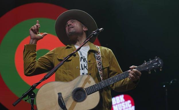 Ben Harper./BBK Live Music Legends
