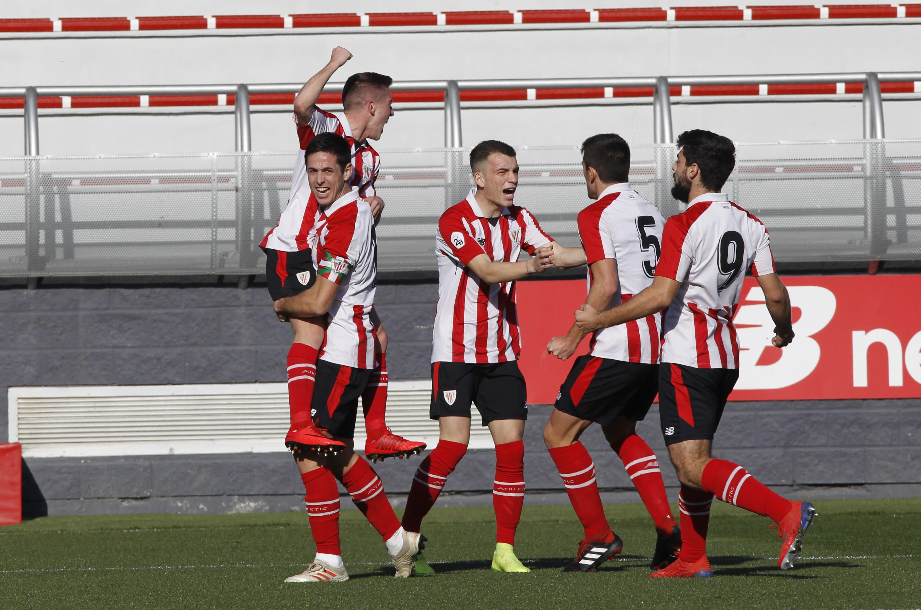 Athletic Bilbao Calendario.Calendario Del Bilbao Athletic 2019 2020 Proximos