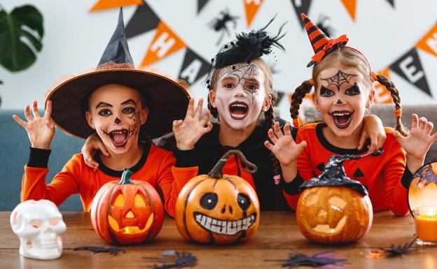 Cinco Propuestas Con Niños Halloween Arqueología Teatro El Correo