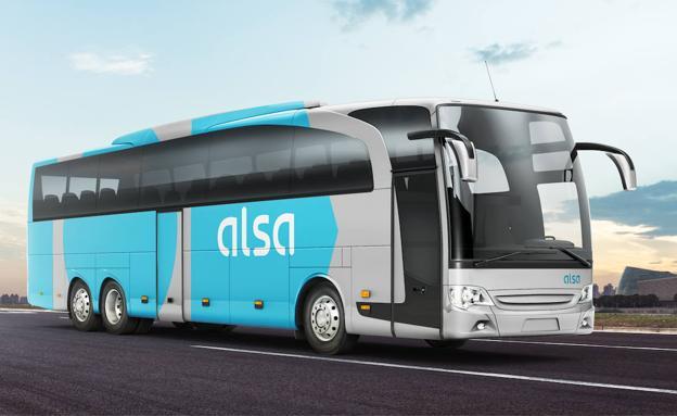 Alsa presenta su nueva imagen