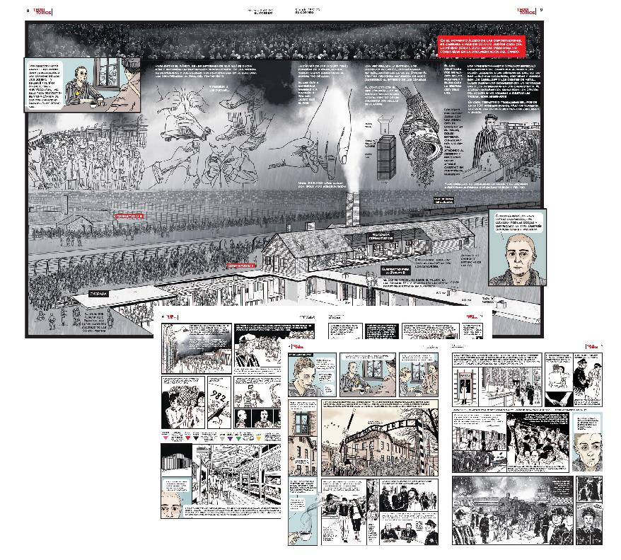 Los 75 años del fin de Auschwitz