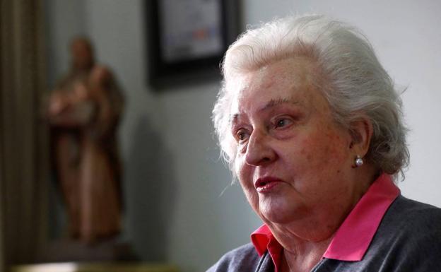 El funeral por la infanta Pilar en El Escorial será el 29 de enero