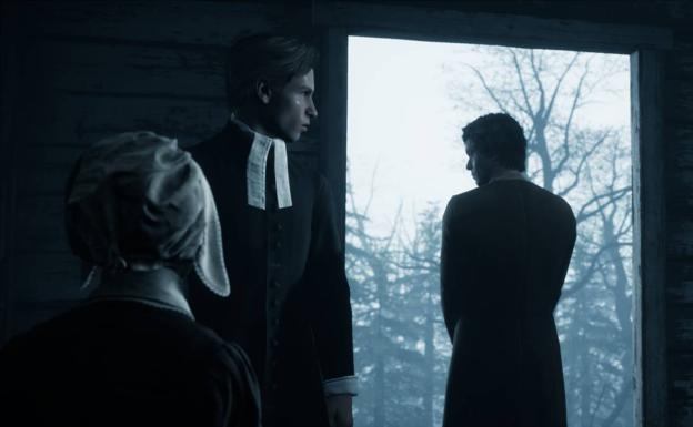 'Little Hope' es la segunda historia de 'The Dark Pictures'