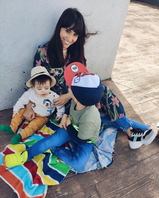 Así es mi cuarentena con un bebé, un niño de cuatro años y teletrabajando