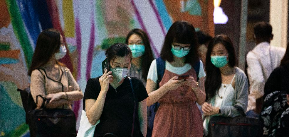The outbreak of the virus in Singapore sends an alert message to the world