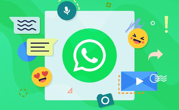 Cómo editar fotos y vídeos sin salir de WhatsApp | El Correo