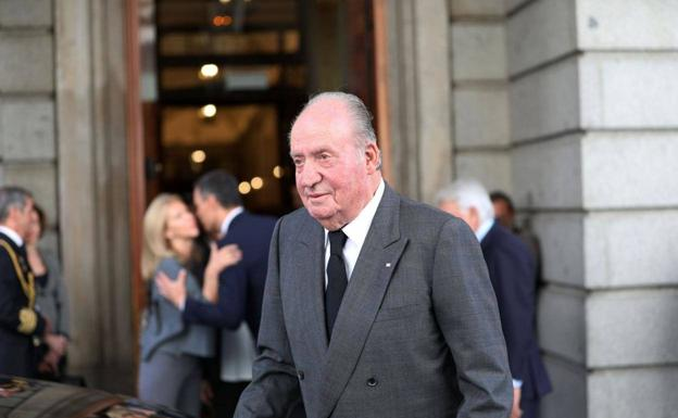 Las otras causas pendientes de don Juan Carlos | El Correo