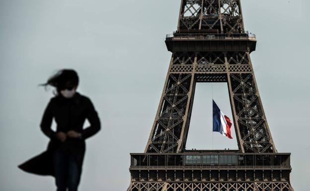 La Torre Eiffel. /Afp