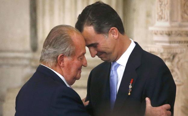 La carta íntegra de Juan Carlos a Felipe VI: «Siempre he querido lo mejor para España y para la Corona»